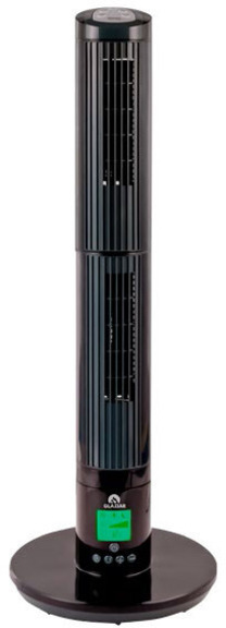 Ventilador Hjm GLAZIAR 2 De Torre 2 En 1