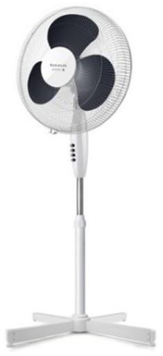 Ventilador Taurus GRECO 16c Pie Blanco