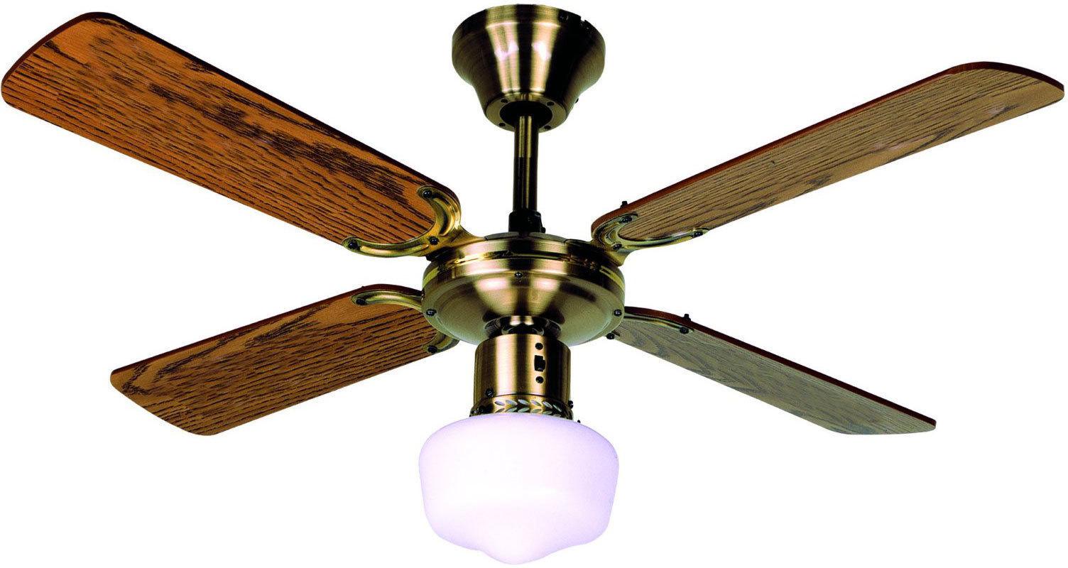 Ventilador Orbegozo CL02105M Techo 105cm Luz