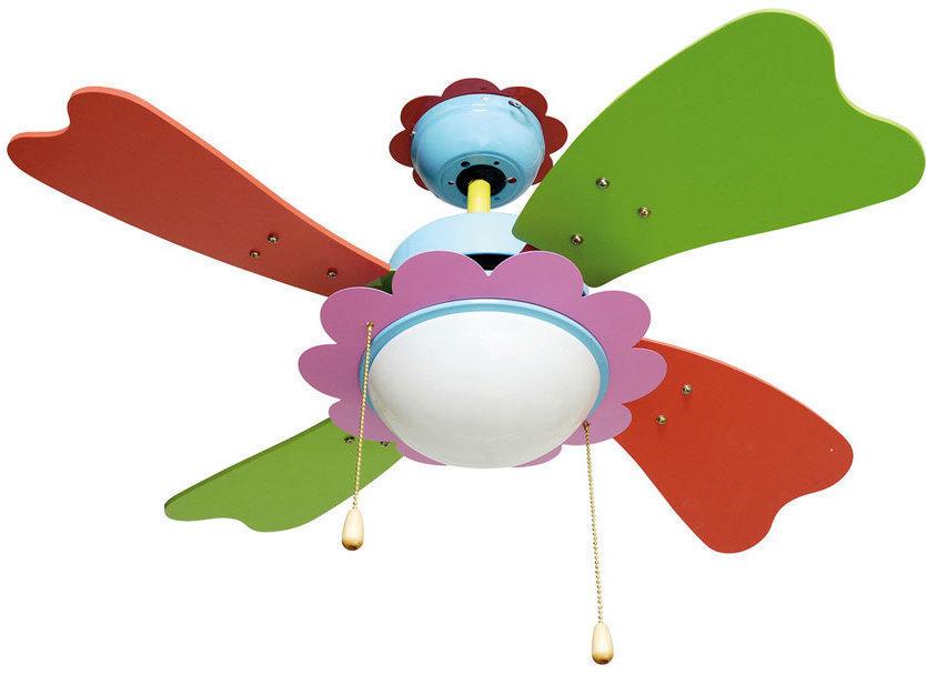 Ventilador Orbegozo CC62075 Techo 75cm Colores