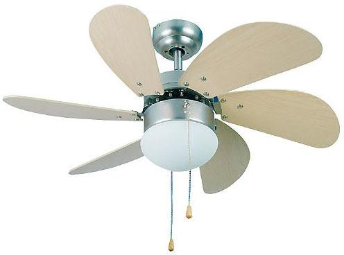 Ventilador Orbegozo CP15075N Techo 75cm