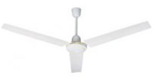 Ventilador Hjm FD25 140cm Techo Blanco Blanco