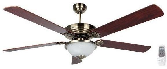 Ventilador Orbegozo CP80142 Techo 142cm