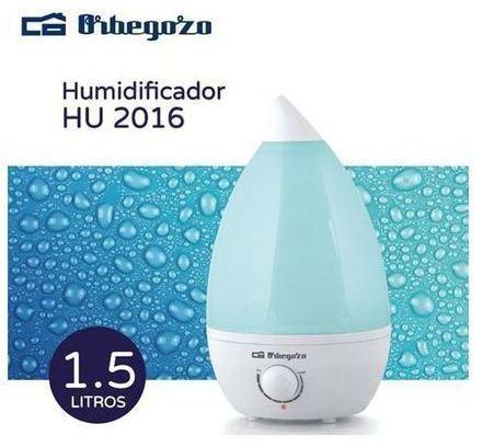 Humidificador Orbegozo HU2016 1,5l