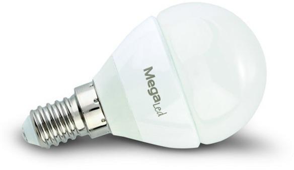 Bombilla Megaled LED Gig14e-c-45n Vela Fria 4.5