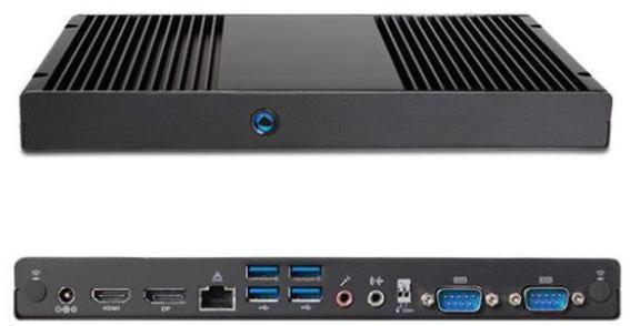 Ordenador sobremesa Mini-PC AOPEN DEX5350 I5/256GB 8GB W10IOT