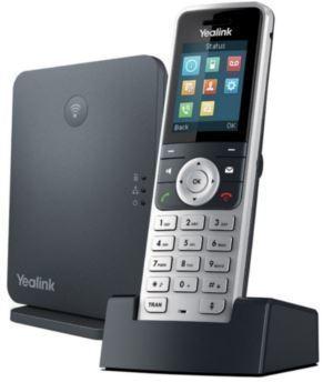 Teléfono IP Inalá YEALINK TELEFONIA PORTATIL W53H + ANTENA W60B