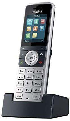Teléfono IP Inalá YEALINK TELEFONIA DECT IP W53H