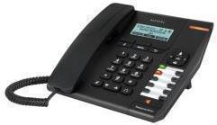 Teléfono IP Fija ALCATEL TEMPORIS IP151 SIP POE BK