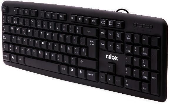 Teclado NILOX TECLADO USB ESP
