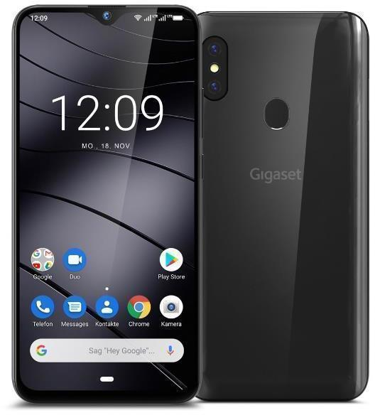 SmartPhone GSM/GPRS/EDGE/UMTS/HSDPA GIGASET GS290 GRIS
