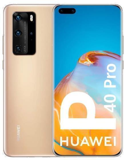 SmartPhone GSM/GPRS/EDGE/UMTS/HSDPA HUAWEI P40 PRO GOLD+FLYER VIP