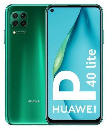 SmartPhone GSM/GPRS/EDGE/UMTS/HSDPA HUAWEI P40 LITE 6+128 DS CRUSH GREEN
