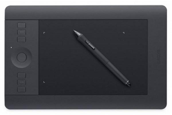 Tableta gráfica y pluma WACOM INTUOS PRO S SPANISH