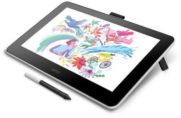 Tableta gráfica y pluma WACOM ONE 13 PEN DISPLAY