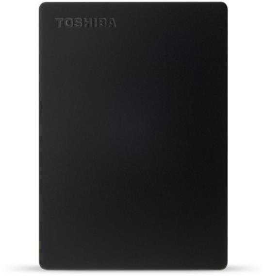 HDD Externo TOSHIBA DISCO CANVIO SLIM 2TB BLACK