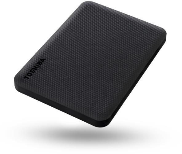 HDD Externo TOSHIBA CANVIO ADVANCE 2.5 2TB BLACK