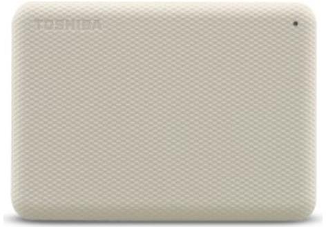HDD Externo TOSHIBA CANVIO ADVANCE 2.5 1TB LIGHT BEIGE