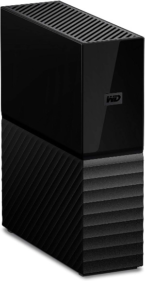 HDD Externo WESTERN DIGITAL MY BOOK 6 TB EMEA