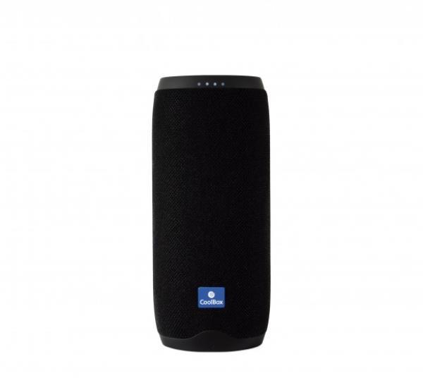 Altavoces para SmartPhone/Tablet COOLBOX ALTAVOZ BT COOLSTONE 15 TUBO