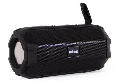 Altavoces PC NILOX BLUETOOH SPEAKER 6W 12000 MAH
