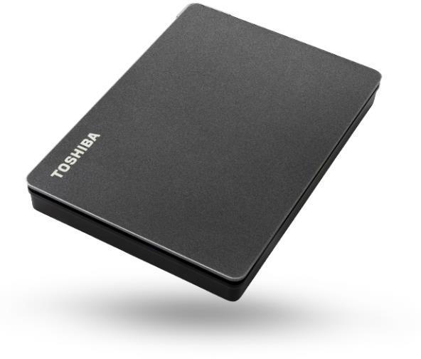 HDD Externo TOSHIBA CANVIO GAMING HDD EXT 2TB BLACK