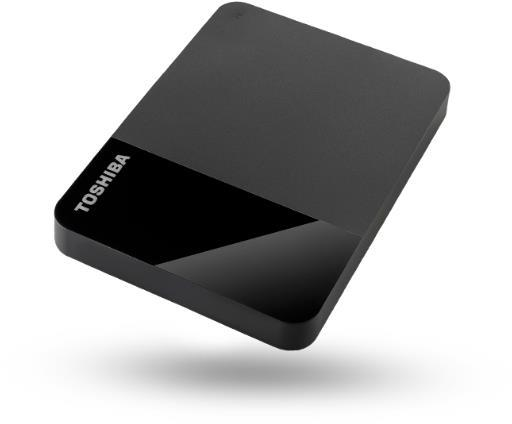 HDD Externo TOSHIBA CANVIO READY HDD EXT 2 TB BLACK