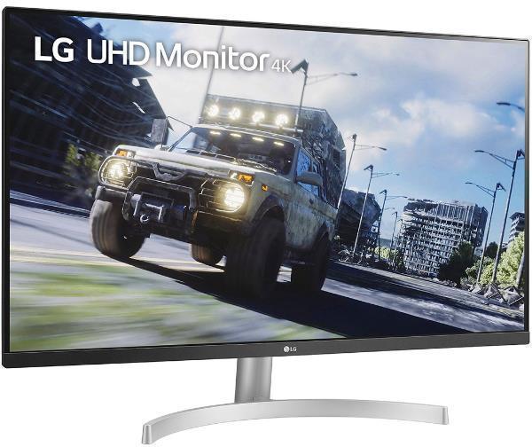 Monitor de 23 a 36 pulgadas LG MONITOR 31.5 UHD 4K HDR