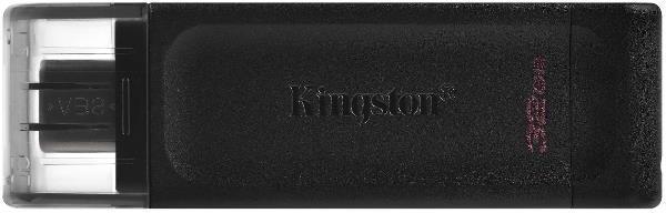Memoria USB 32 GB KINGSTON 32GB USB-C 3.2 GEN1 DT70