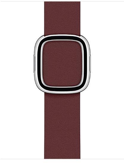 Accesorio Smartwatch APPLE WATCH 40 GARNET MBK S