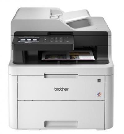 Impresora Multifunción Láser Color BROTHER MFCL3710CW