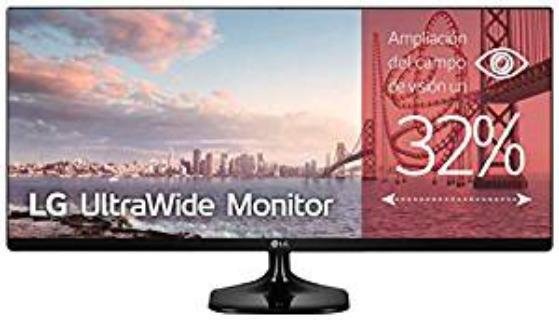 Monitor de 23 a 36 pulgadas LG MONITOR PROFESIONAL 25 WFHD HDMI