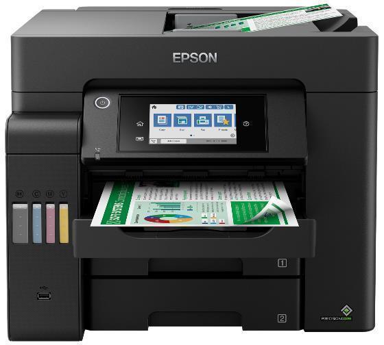 Impresora Multifunción Inyección EPSON ECOTANK ET-5800