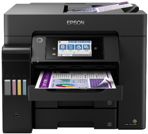 Impresora Multifunción Inyección EPSON ECOTANK ET-5850