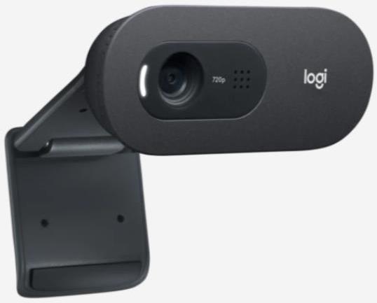 Webcam 1280X720 LOGITECH WEBCAM C505 HD