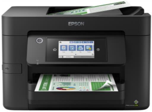 Impresora Multifunción Inyección EPSON WORKFORCE PRO WF-4825DWF