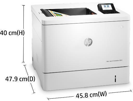 Impresora Láser Color HP LASERJET COLOR ENTERPRISE M554DN