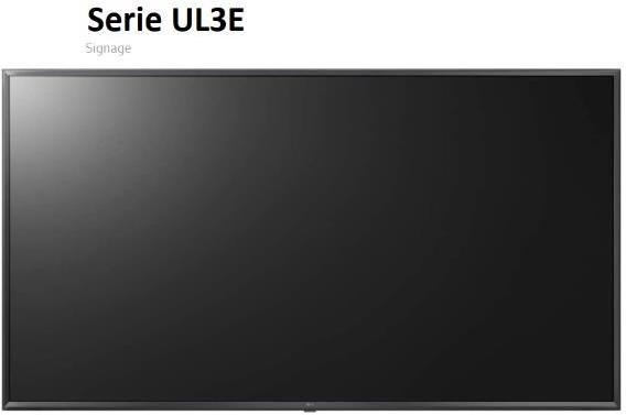Monitor Digital Signage de 50 a 69 pulgadas LG 350CD 16/7WEBOS 4.1 HAZE 1