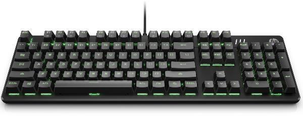 Teclado Gaming HP PAVILION GAMING KEYBOARD 550