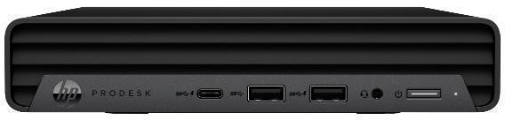 Ordenador sobremesa Mini-PC HP 400 G6 PD DM I3-10100T 8/256 W10P