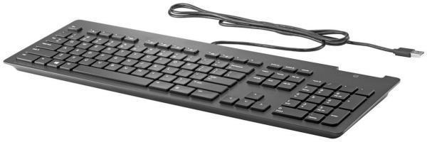 Teclado HP USB BUS SLIM CCID SMARTCARD KBD