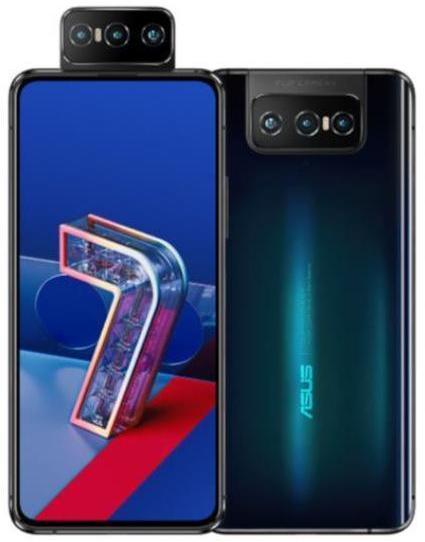 SmartPhone GSM/GPRS/EDGE/UMTS/HSDPA ZENFONE 7 PRO 8G/256G BLACK