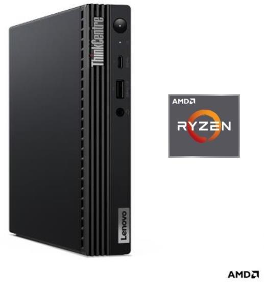Ordenador sobremesa Mini-PC LENOVO M75Q RYZEN 5 8/256 W10P