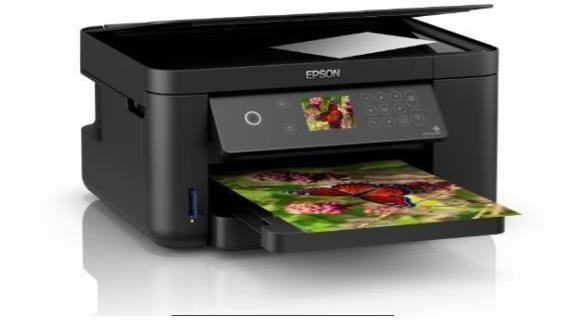 Impresora Multifunción Inyección EPSON MULTIFUNCION XP-5100