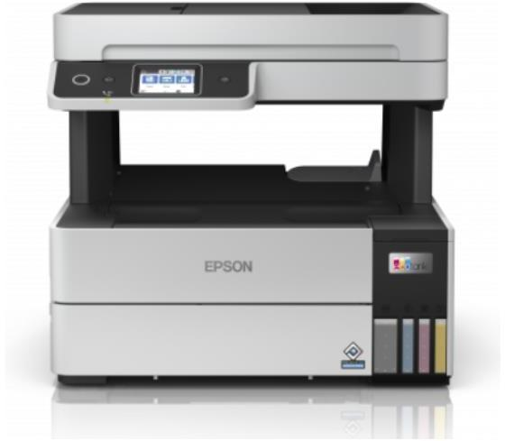 Impresora Multifunción Inyección EPSON ECOTANK ET-5170