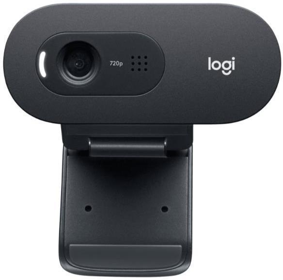 Webcam 1280X720 LOGITECH WEBCAM C505E HD
