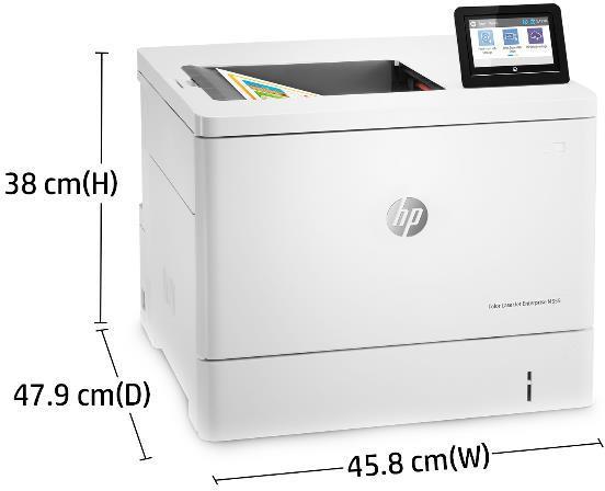 Impresora Láser Color HP LASERJET COLOR ENTERPRISE M555DN