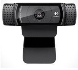 Webcam 1920x1080 LOGITECH WEBCAM HD PRO C920