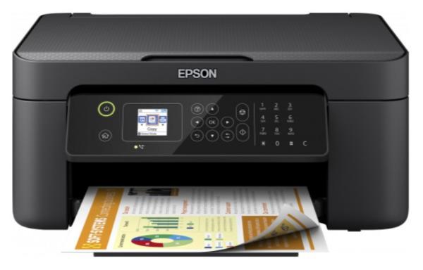 Impresora Multifunción Inyección EPSON WORKFORCE WF-2810WF
