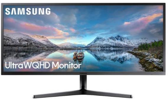 Monitor de 23 a 36 pulgadas SAMSUNG LS34J550WQRXEN